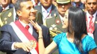 Cay la aprobacin de Humala 