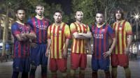 Barcelona present su nueva piel 