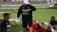 Seleccin peruana inici entrenamientos en la Videna