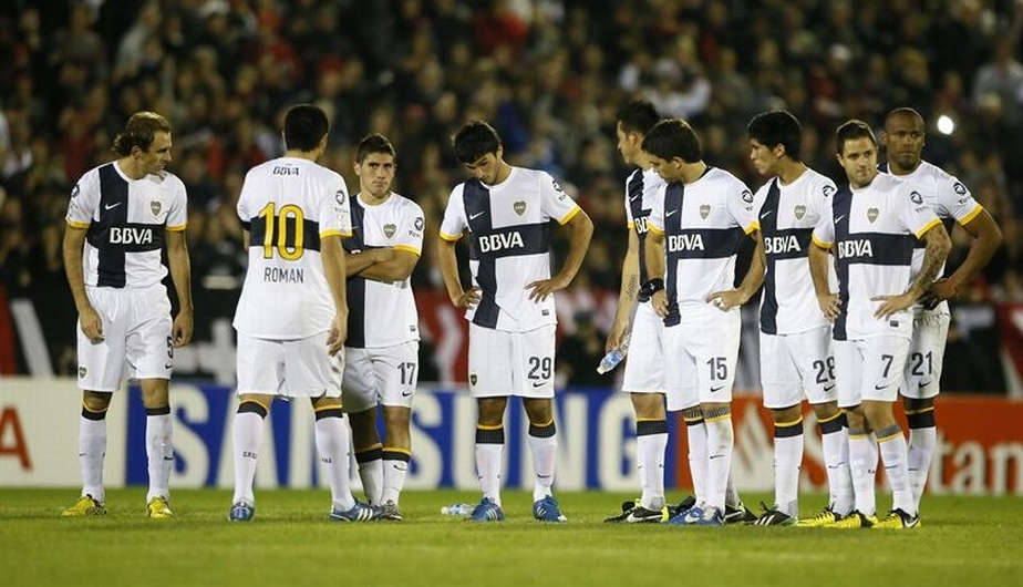 boca juniors, newells old boys, copa libertadores 2013