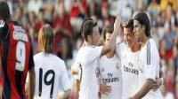 Real Madrid aplastó 6-0 al Bournemouth