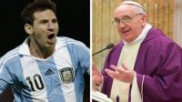 Papa Francisco recibirá a Lionel Messi