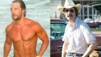 Matthew McConaughey bajó 26 kilos para interpretar a un drogadicto - Noticias de ron woodroof
