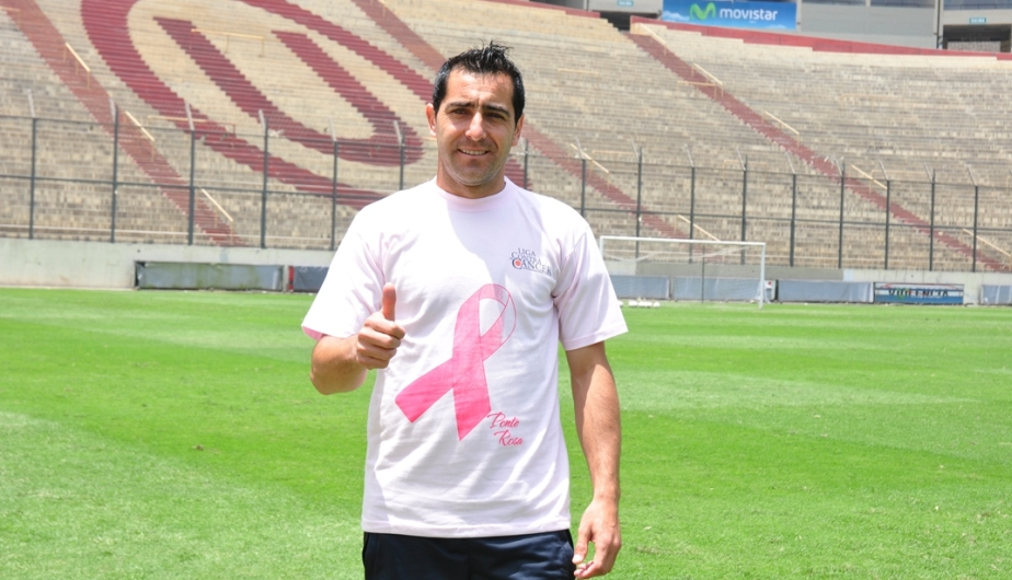 cancer, universitario de deportes, cancer de mama, liga contra el cancer