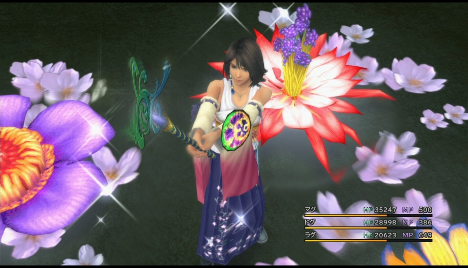 fotos, videojuegos, final fantasy x, final fantasy x 2, screenshots, square enix