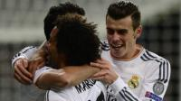 Champions League: Real Madrid clasificó goleando al Galatasaray