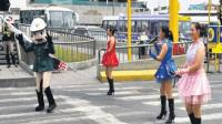 Chicas Fénix bailan y cantan en campaña contra accidentes - Noticias de accidente de transito