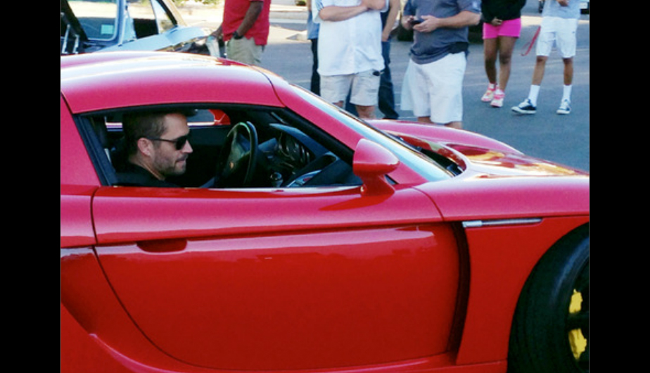 paul walker, rapidos y furiosos, accidente