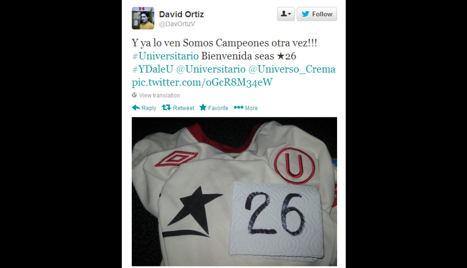 universitario de deportes, universitario campeon, real garcilaso, descentralizado 2013