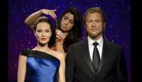angelina jolie, hollywood, brad pitt, museo madame tussauds, estatuas de cera