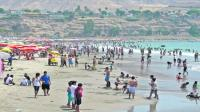 Playas lucen repletas en Lima - Noticias de nelly medina