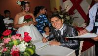Josimar Vargas se casó en Chimbote - Noticias de steffany brown