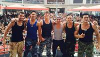 Actores de 'Cholo Powers' causaron revuelo en Mega Plaza - Noticias de cholo powers