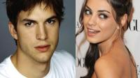 Ashton Kutcher y Mila Kunis juntos en 'Two and a Half Men' - Noticias de chica
